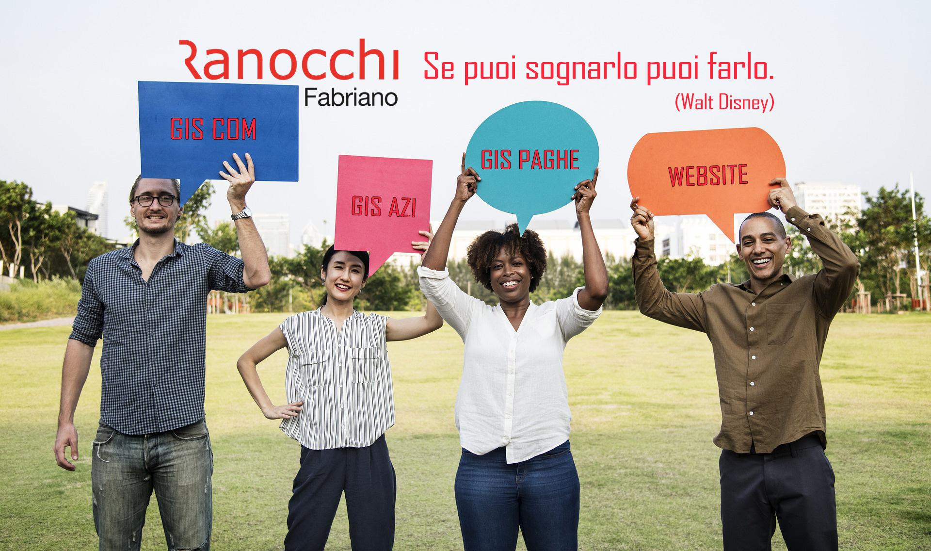 GIS Ranocchi Fabriano