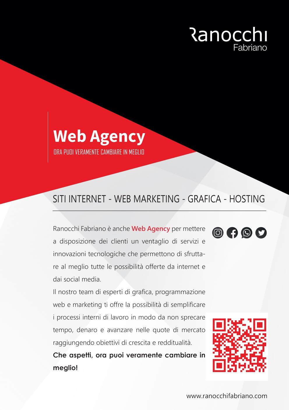 Ranocchi Fabriano Web Agency